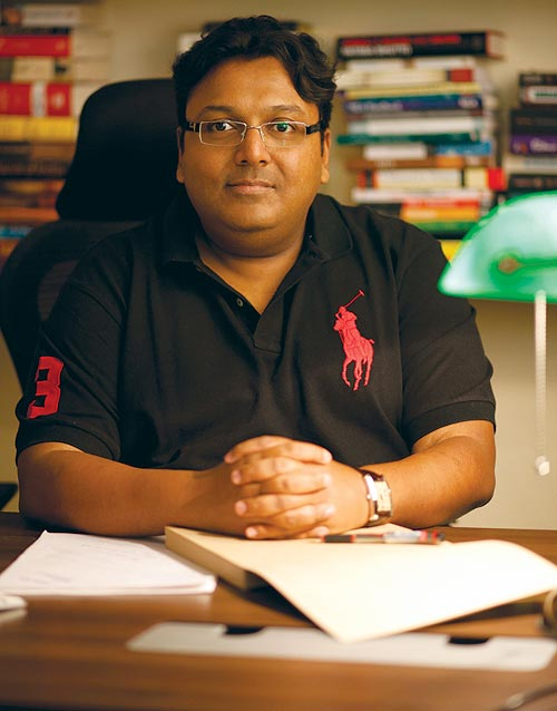 Ashwin Sanghi