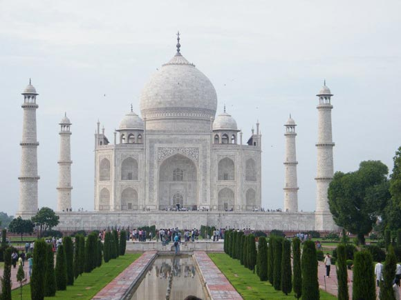 Taj Mahal, Agra