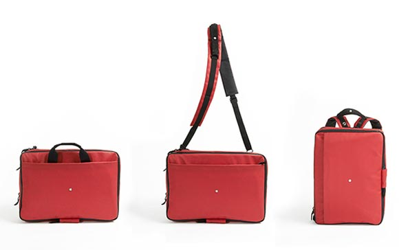 PICS: The world's first SMART bag