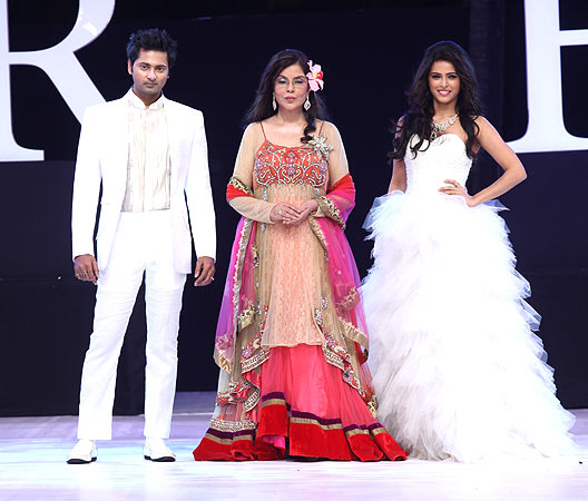A Reshma and Riyaz Gangji creation