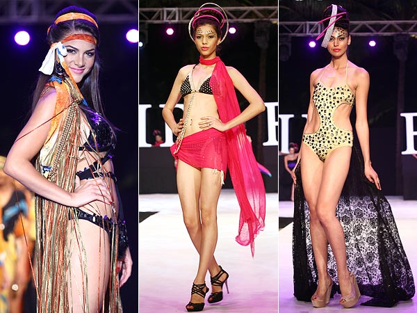 PICS: Models in sexy beachwear at Resort Week