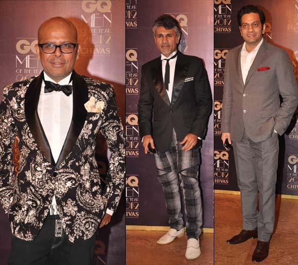 Narendra Singh Kumar, Arjun Kapoor and Raghavendra Rathore