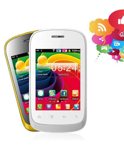 Micromax A52 Superfone