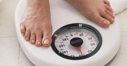 'Women tend to ignore fluctuations in weight'