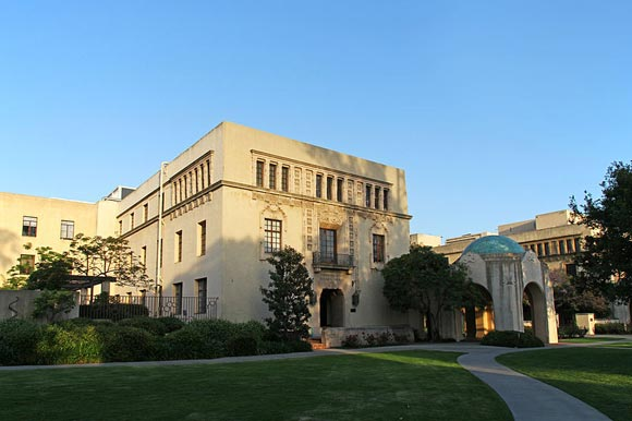 Kerckhoff Laboratory of the Biological Sciences at Caltech