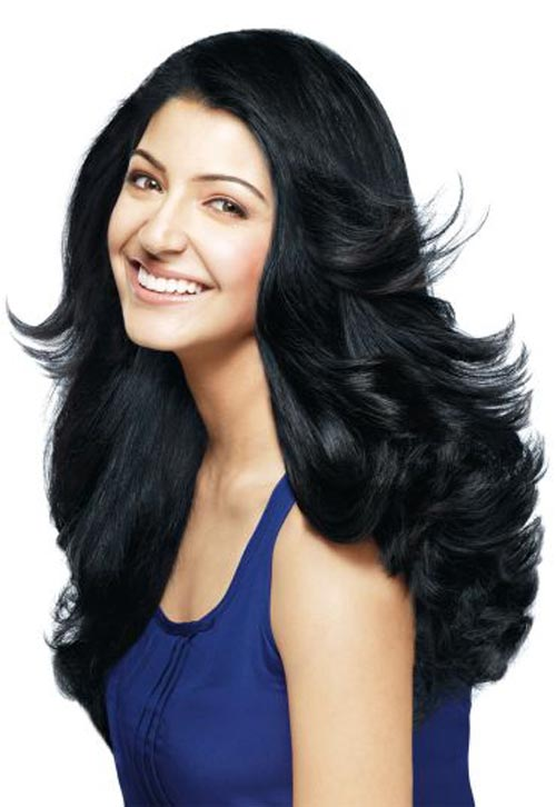 If you want thick, glossy locks like Anushka Sharma, don't chemically straighen or curl your hair often