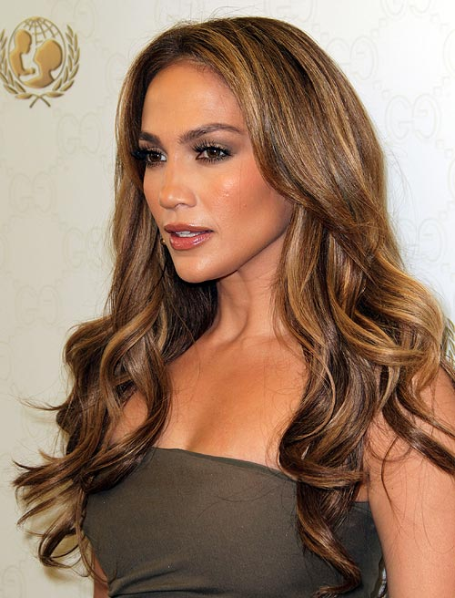 While hair highlights like Jennifer Lopez's look fab, proceed with caution