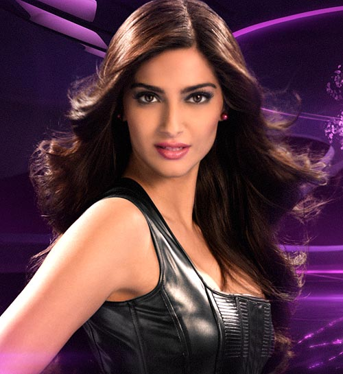 Blow drying will give you a great coiff like Sonam Kapoor, but avoid high temperatures