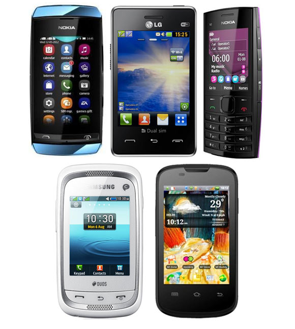 Top 5 feature phones under Rs 5,000
