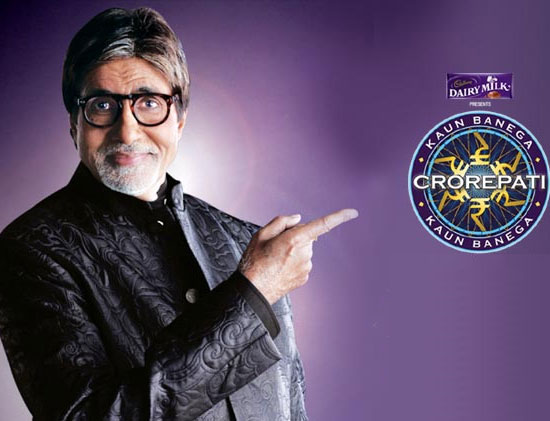 Bachchan Senior has hosted five of the six seasons of Kaun Banega Crorepati