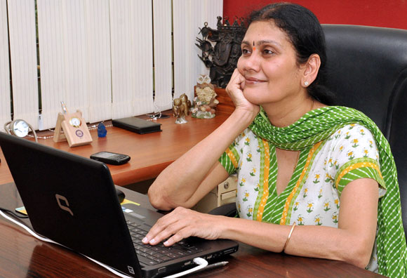 Jayshree Raveendran, Founder and Honorary Executive Director, Ability Foundation