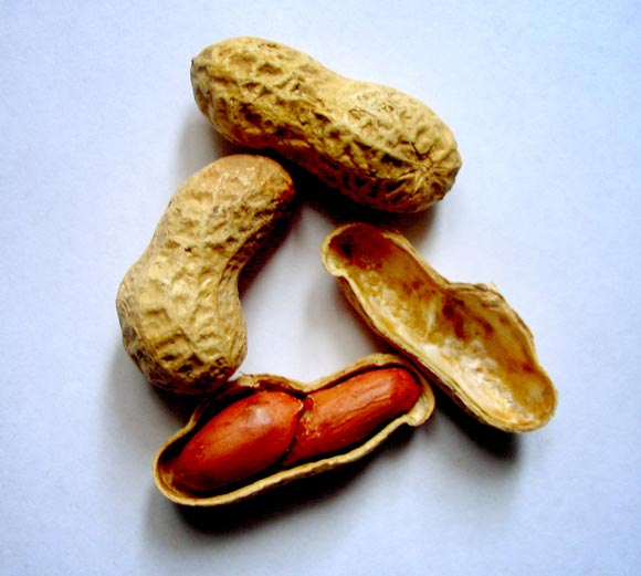 Though peanuts are not exactly a nut (they are a legume), they are as good as nuts for lowering the risk of heart disease
