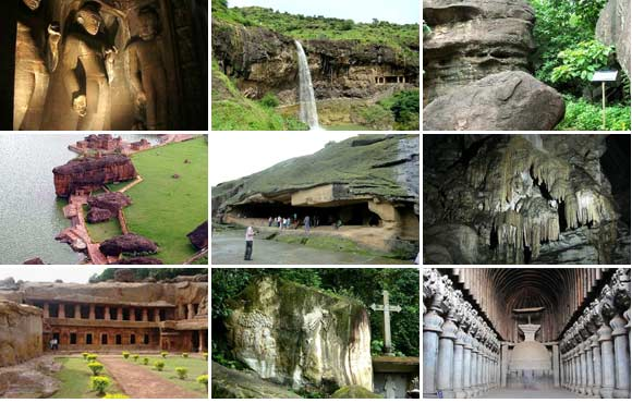 PICS: A travel adventure visiting India's amazing caves