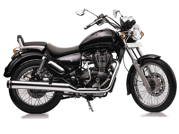 Royal Enfield's Thunderbird 500