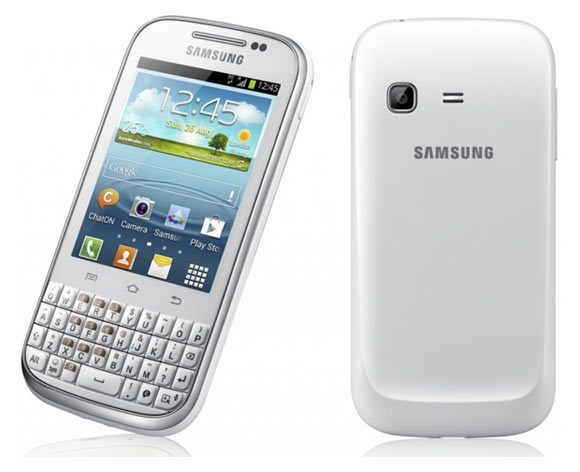 Samsung Galaxy Chat GT B5330