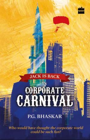 Cover of Jack is Back in Corporate Carnival
