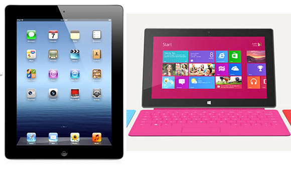 Is Microsoft's Surface tablet an iPad killer?