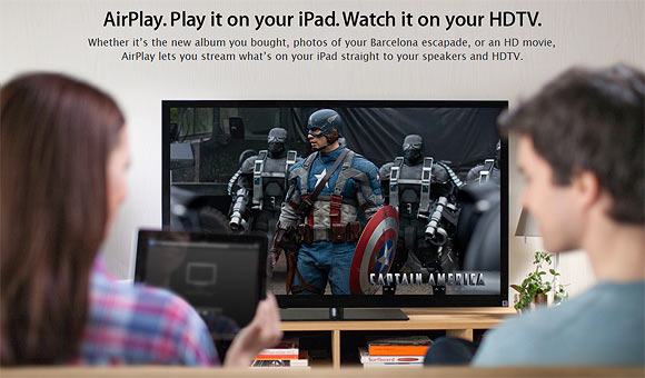 iPad's connectivity options