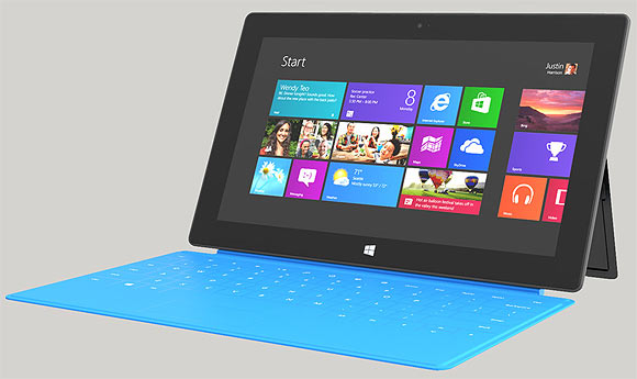 What Surface offers