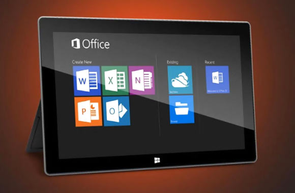 For Surface MS Office is a big plus