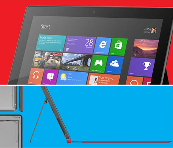 How the Surface created a buzz for itself