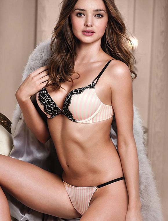 Miranda Kerr for Victoria's Secret