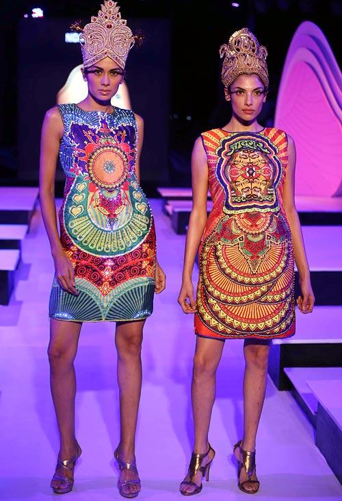 Nida Mahmood creations