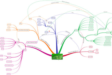 A mindmap assignment