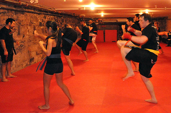 Reader Virag Mantri took up kickboxing to lose weight (image for representational purposes only)