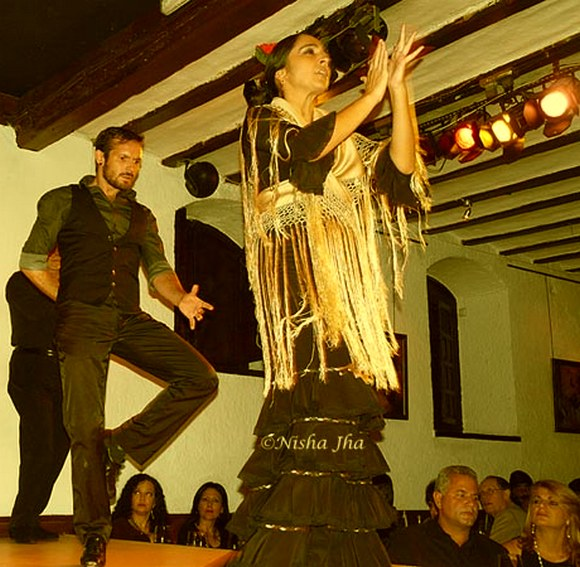 IN PICS: The seductive Flamenco dancers