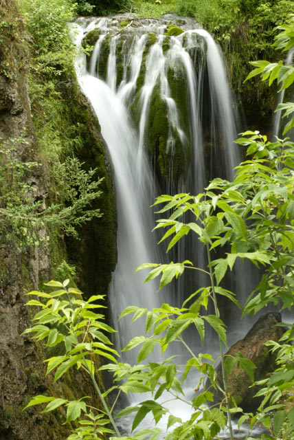 The Spearfish Canyon