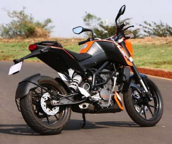 Ktm Duke  Remap