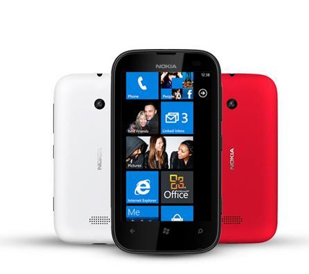Mokia Lumia 510
