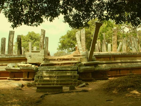 Anuradhapura/Sri Lanka