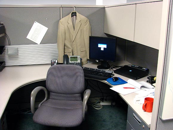 'Chair disease' ups injury and illness risk in office