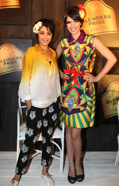 Nida Mahmood and Kalki Koechlin