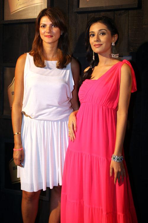 Nandita Mahtani and Amrita Rao