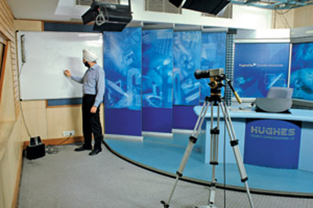 Virtual classrooms with state-of-the-art facilities are the preferred mode for DL learners as they get the latest information and can access it from any where, any time
