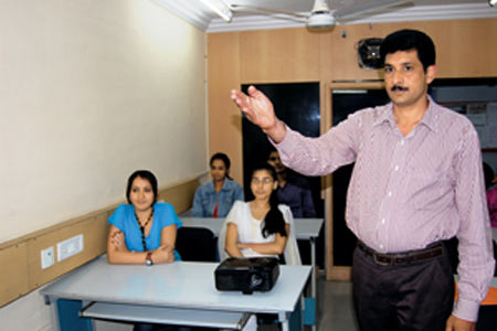 Any college with a generous management and a committed faculty can be transformed into a dynamic learning environment
