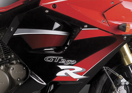 IN PICS: The BIGGEST 250cc bike in India