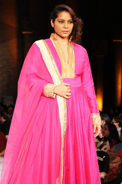 Shahana Goswami for Manish Malhotra