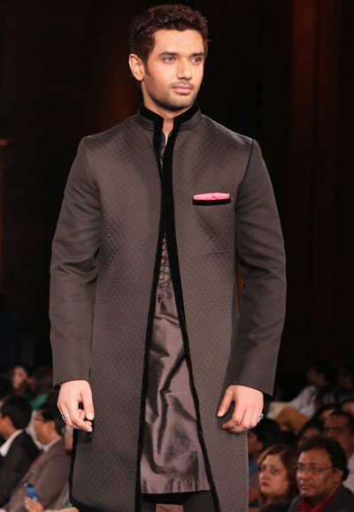 Chirag Paswan for Manish Malhotra