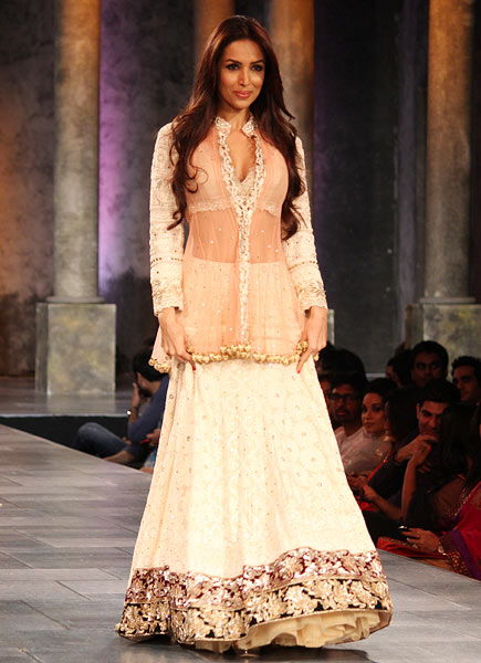 Malaika Arora Khan for Manish Malhotra