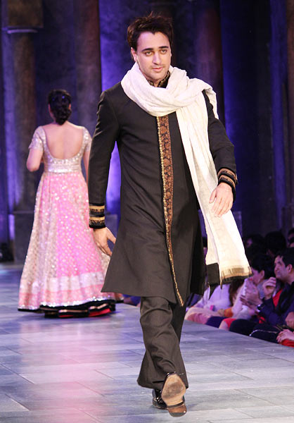 Imran Khan for Manish Malhotra