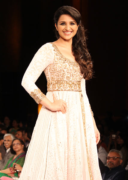 Parineeti Chopra for Manish Malhotra