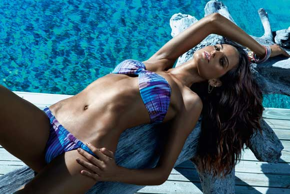 Izabel Goulart for Cia Maritima