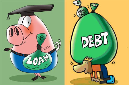 REVEALED: The difference between good loans and bad loans