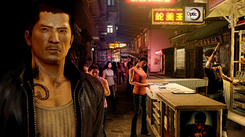 Gaming review: 'Sleeping Dogs' comes out all guns blazing