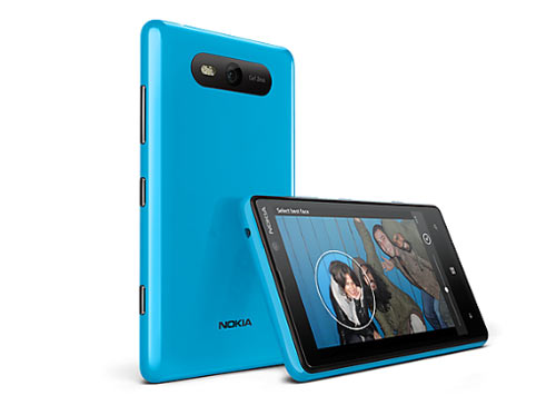 IN PICS: Nokia's Lumia 920 and 820 to take on the iPhone