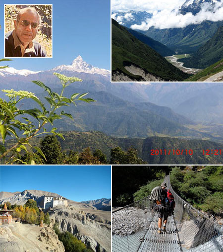 Travel: My top 5 trekking trails in the Himalayas